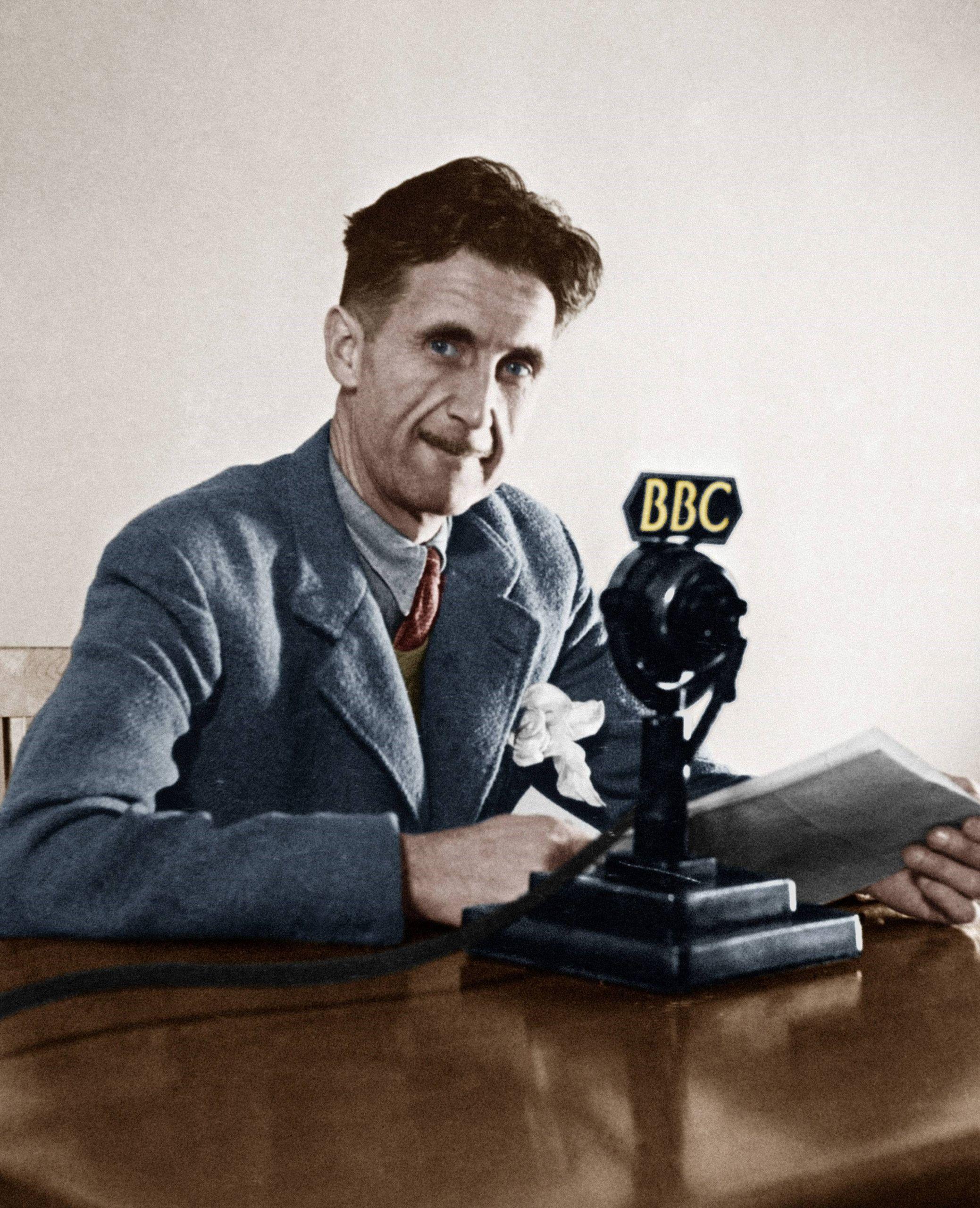 Orwel en 1943