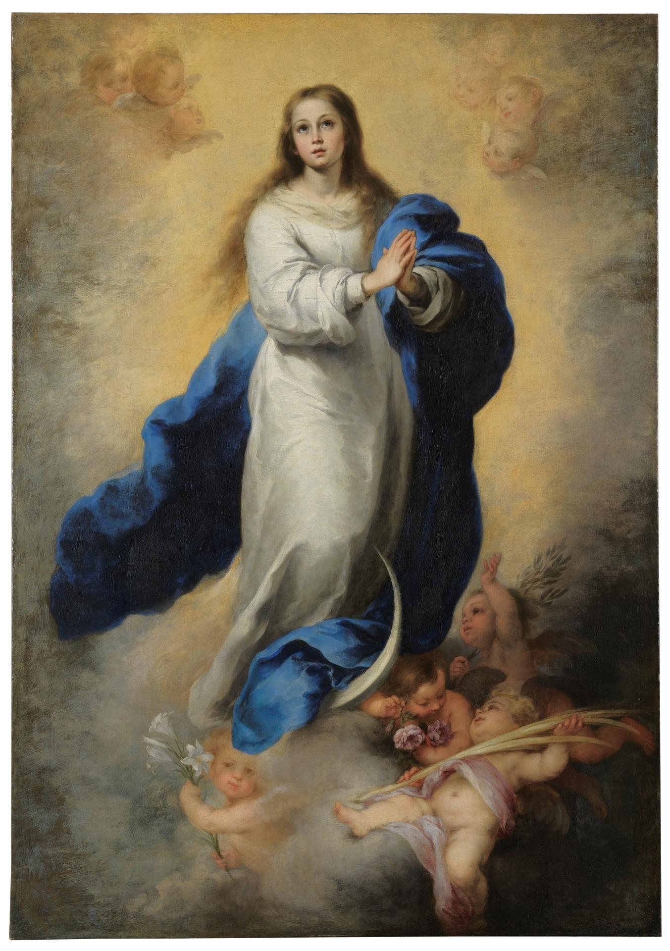 'Inmaculada' de Murillo