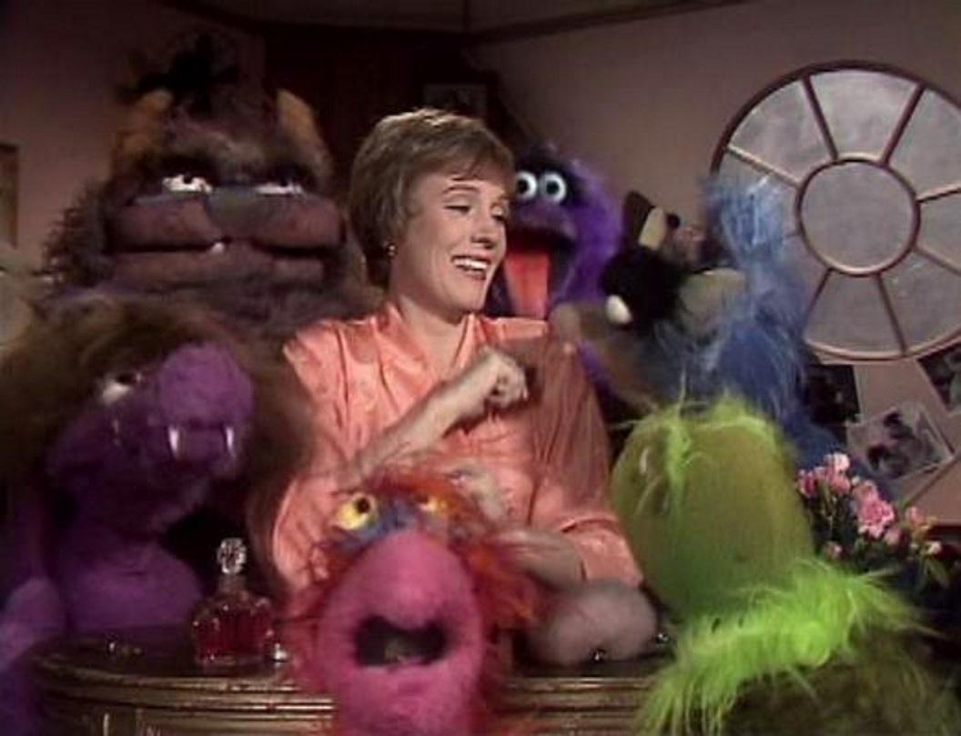 Julie Andrews en 'The Muppet show' | Disney+