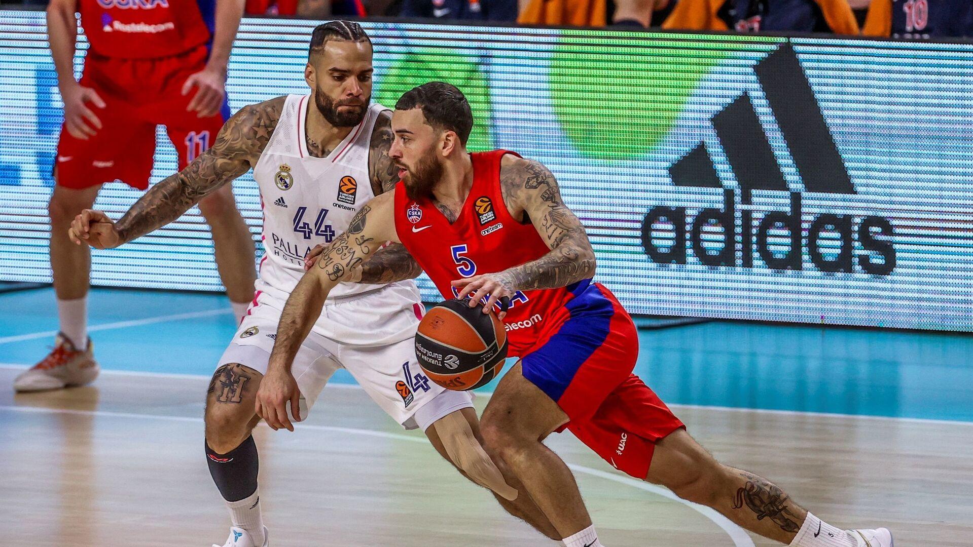 La derrota del Real Madrid ante el CSKA de Moscú la única derrota de los españoles