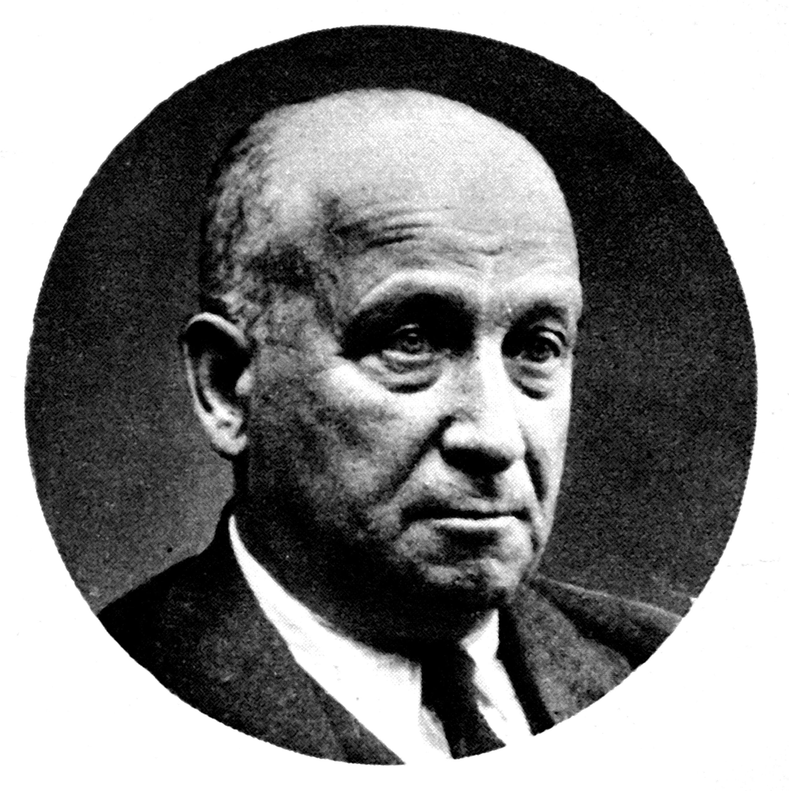 Francisco Largo Caballero, líder del PSOE