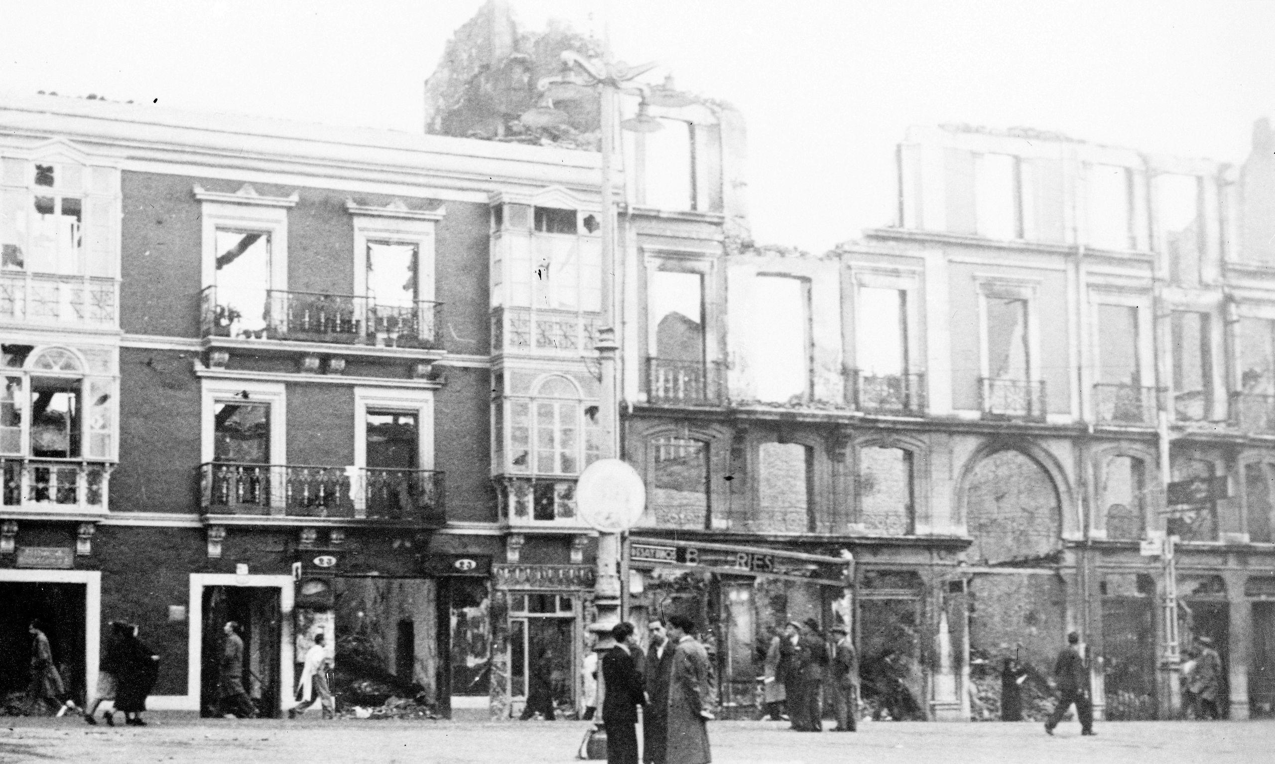 Oviedo en 1934