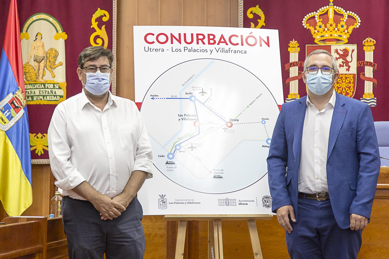 José María Villalobos y Juan Manuel Valle