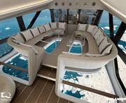 Así serán los viajes en zeppelin que ofrecerá una empresa sueca al Polo Norte