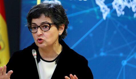 El juez imputa a la exministra Laya por la entada ilegal de Ghali en España