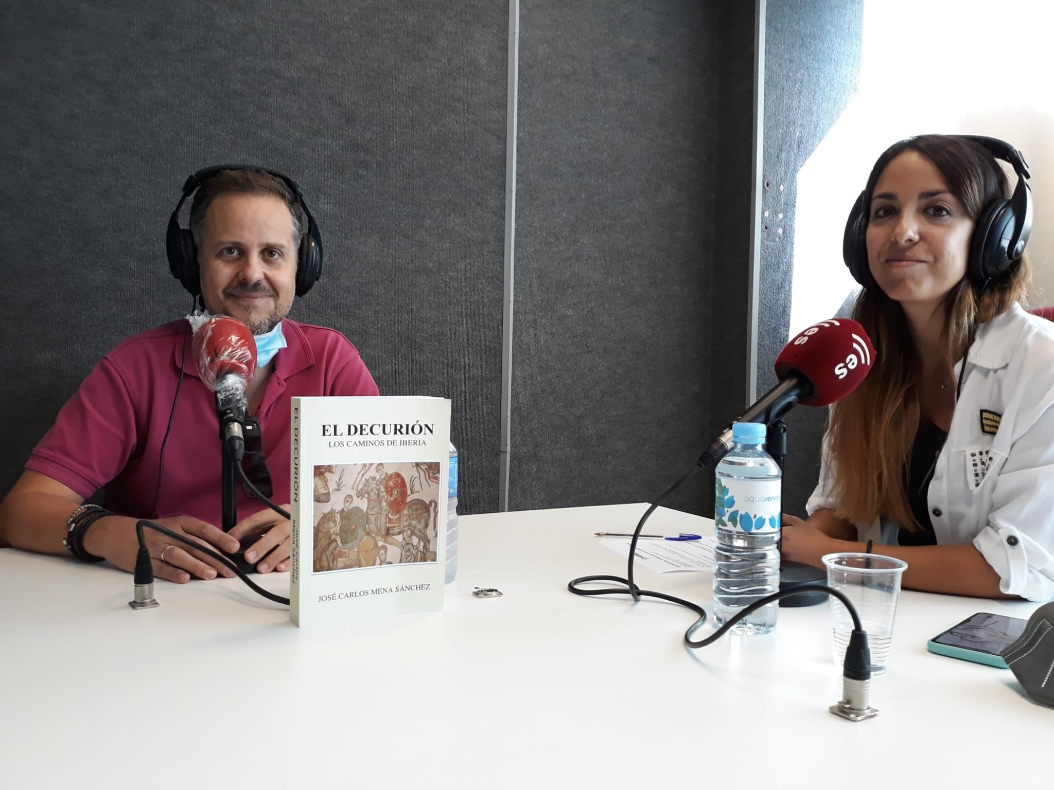 José Carlos Mena y Laura Montes