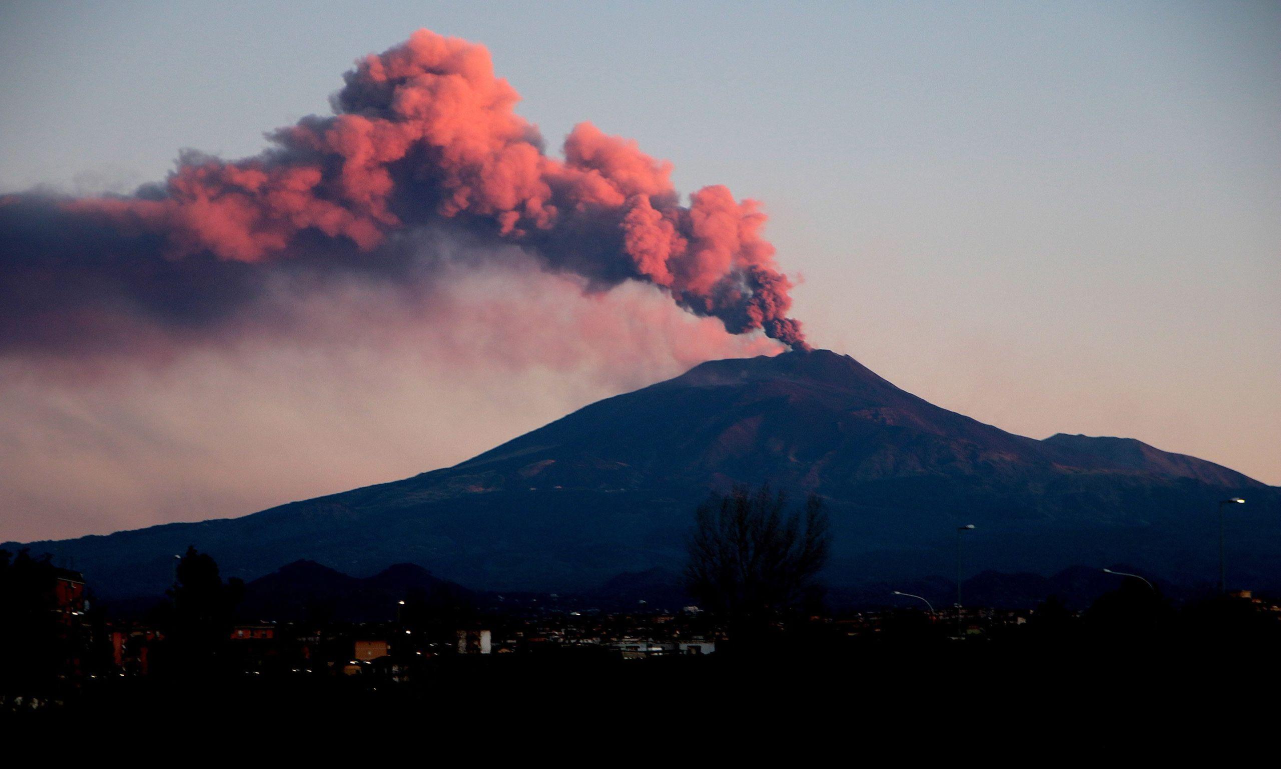 Los volcanes más peligrosos actualmente en activo