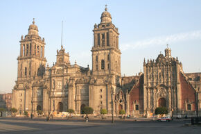 ¿Qué dejó España en México a lo largo de 300 años? Desde la rueda a hospitales Catedraldemexico