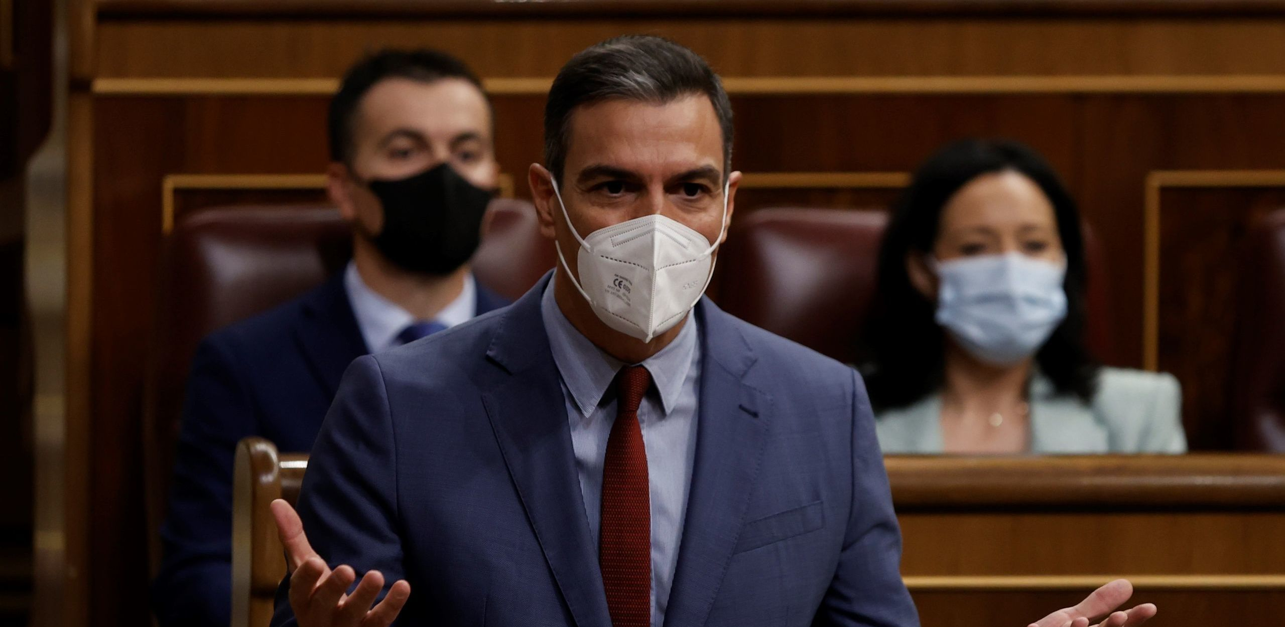 En este país llamado España: Pedro Sánchez intenta coordinar a su gobierno