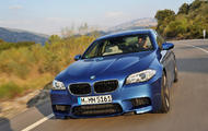 Galería: Nuevo BMW M5