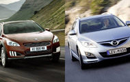 Galería: Peugeot 508 SW vs Mazda 6 SW