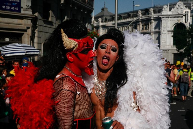 Resultado de imagen de Carnaval satanico