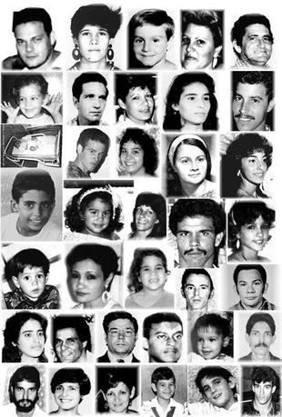 Just a few ones among the thousands of victims of the Castros regime
