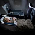 Una imagen de los asientos - cama | Delta Airlines