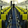Interior de un avión | Archivo