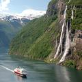Un crucero en uno de los famosos fiordos noruegos | Archivo