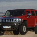 El modelo H3 de la firma americana   Hummer