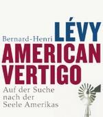 Detalle de la portada de la edición alemana de AMERICAN VERTIGO.