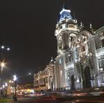 En la imagen, la catedral de Lima.