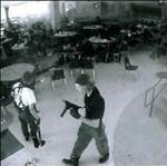 Los dos alumnos criminales de la escuela de Columbine