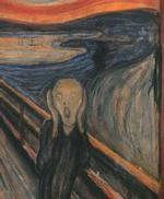 Edvard Munch: EL GRITO.