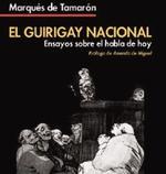 Detalle de la portada de EL GUIRIGAY NACIONAL.