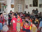 La casa de Samar, acogida de niños palestinos