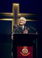 John Larsson, general del Ejército de Salvación