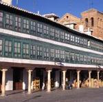 Plaza Mayor de Almagro.