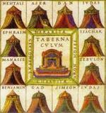 Las tribus de Israel.