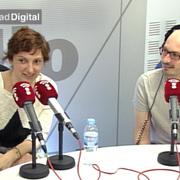 Vicky Gastelo y Alejandro Martínez
