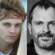 Miguel Bosé, antes y después