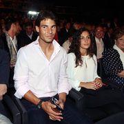 Rafa Nadal y Xisca | Europa Press