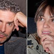 Leonardo Sbaraglia y Leonor Watling en 'Es Cine'