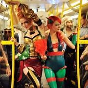 Modelos presentados en la semana de la moda de Berlín | Archivo/EFE