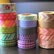 Washi Tape | Flickr/pure.sugar