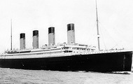 El barco original, al inicio de su único viaje | Wikipedia