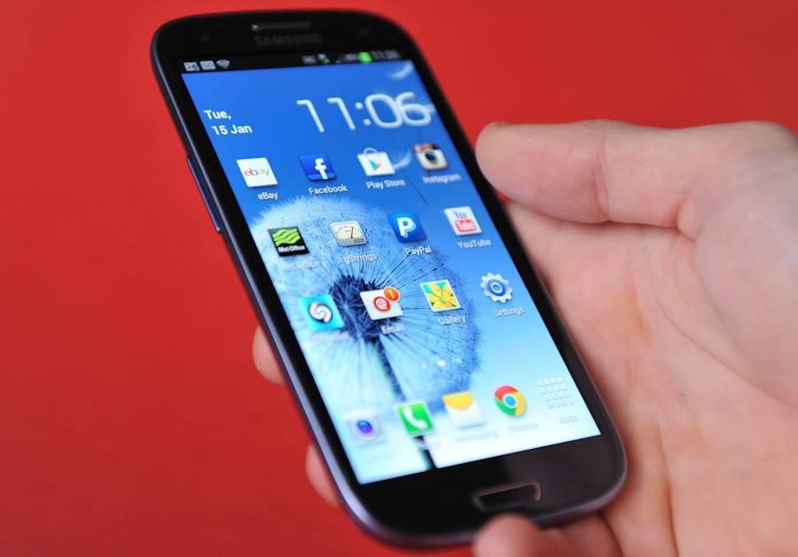 560a5dd73e0 Un Samsung Galaxy S3 explota en el bolsillo de una joven y le ...