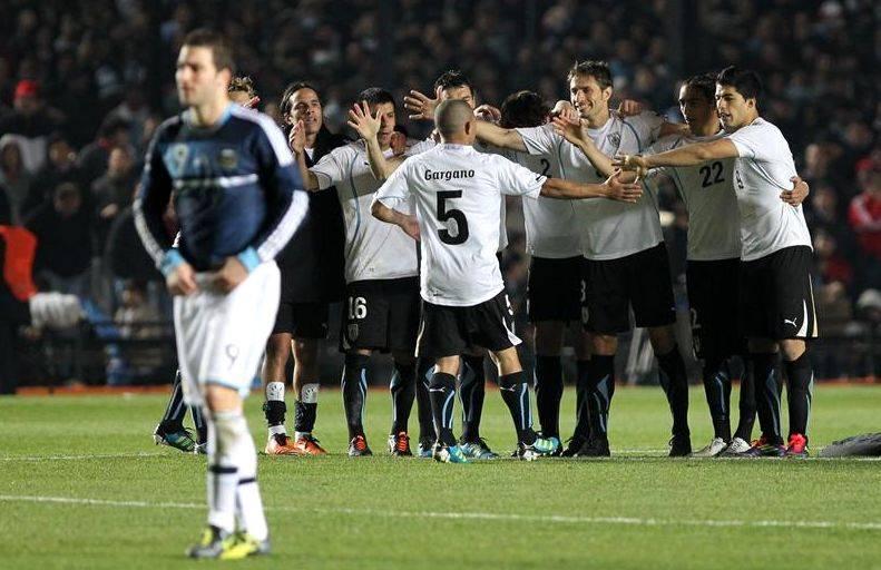 Resultado de imagen para uruguay copa america argentina 2011