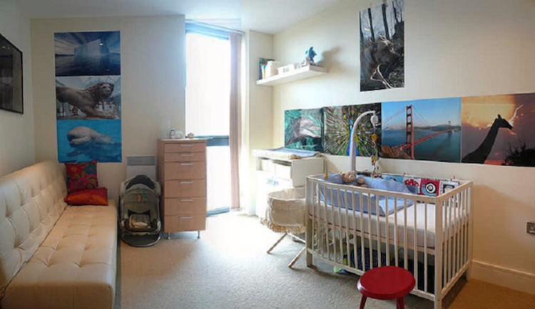Decora el cuarto del bebé a tu gusto- Chic