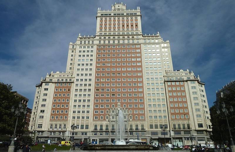 Madrid se llena de hoteles de lujo libre mercado for Hoteles lujo madrid