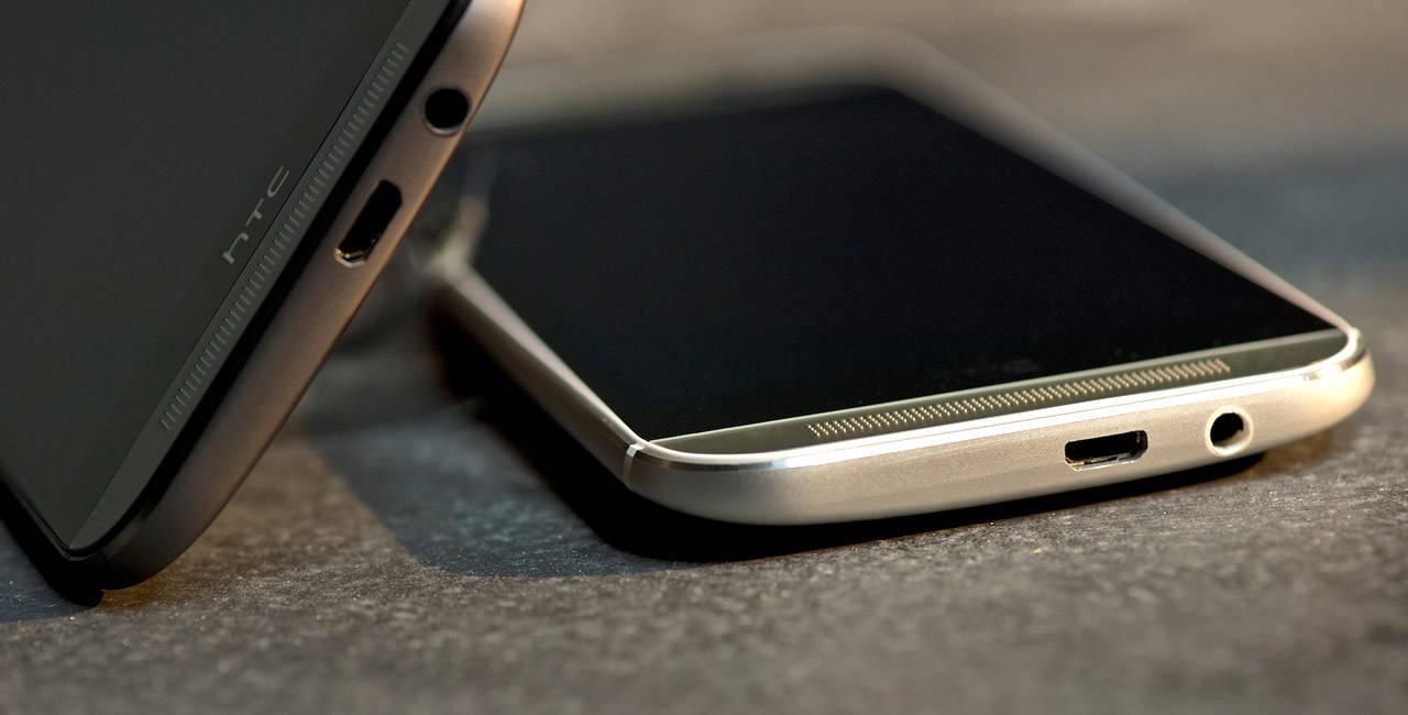 7436317eba2 HTC presenta One M8, con una doble cámara que