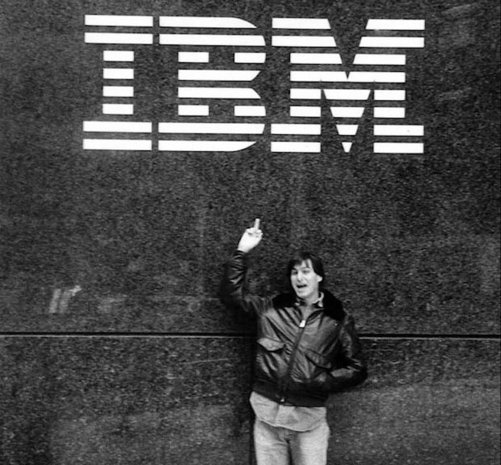 60ca99af200 IBM y Apple, una historia de amor y odio- Libertad Digital
