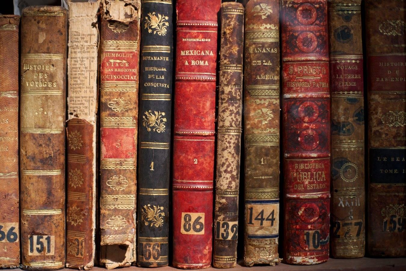 Por qué huelen bien los libros viejos? - Libertad Digital