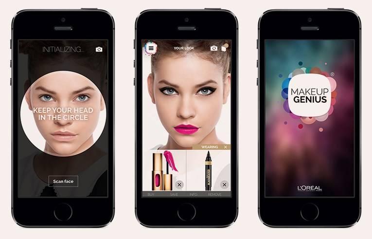 L Oreal Makeup Genius Android