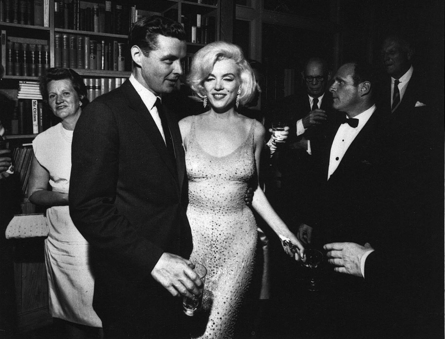 Hallan La Secuencia Del Desnudo De Marilyn Monroe En Vidas Rebeldes