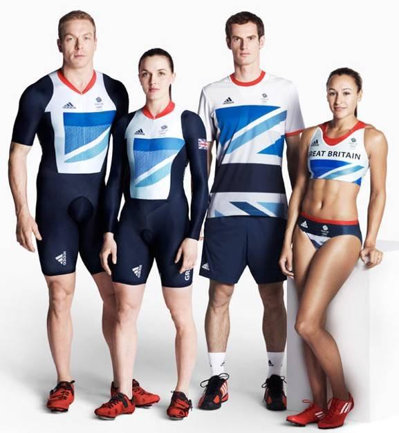 120d04658b Alta costura para los atletas británicos en Londres 2012- Libertad ...
