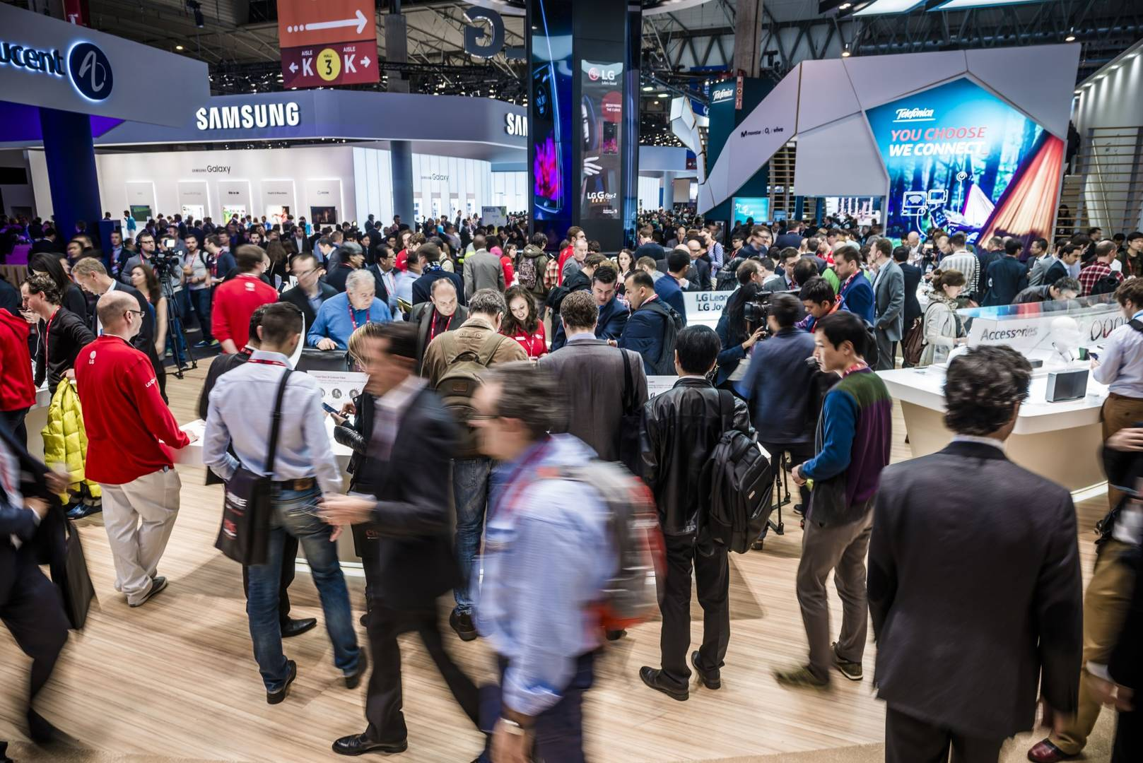 El Mobile World Congress amenaza con abandonar Barcelona ...