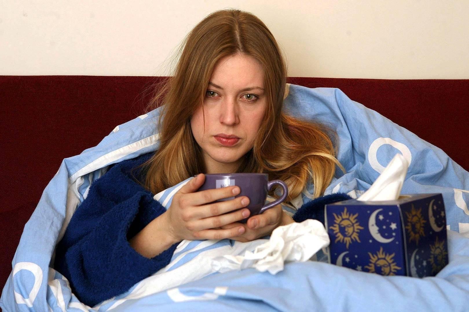 como curar uma gripe em um dia