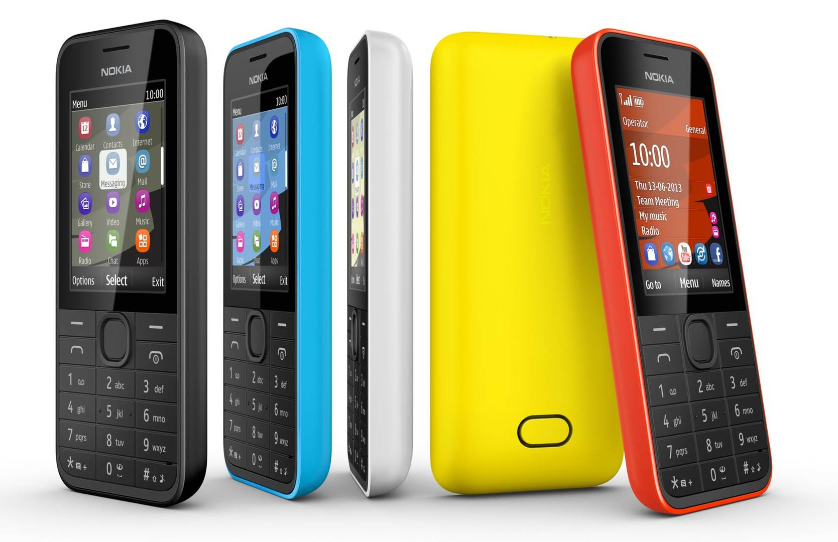 2f6967b1b4b Nokia 207 y 208: dos móviles básicos con 3G por 52 euros- Libertad ...